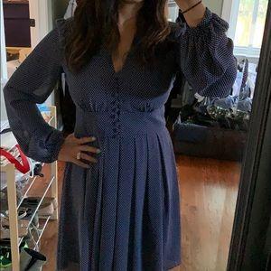 Michael Kors polka dot dress